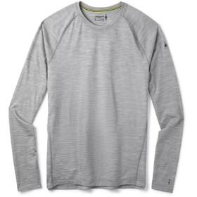 Smartwool Merino 150 Long Sleeve Herre light gray heather
